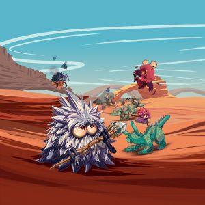 Grumpf illustration de couverture