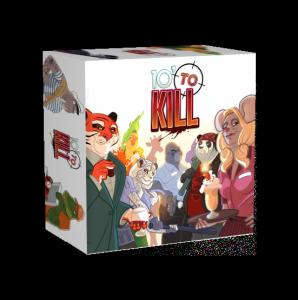 10' to kill packshot 3d