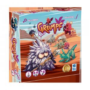 3D packshot of Grumpf