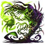 Clash of Rage - Necromonk 2D