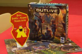 Outlive remporte le prix Expert du public au Festival de Rouen !