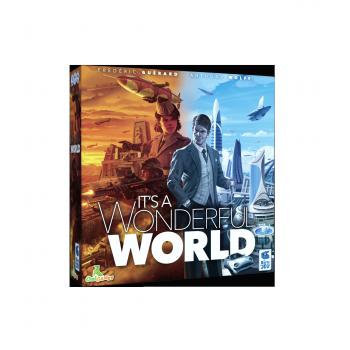 It's a Wonderful World – Premiers pas
