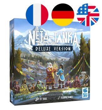 Neta-Tanka Deluxe  <span class='flag-gb'></span><span class='flag-fr'></span><span class='flag-de'></span>