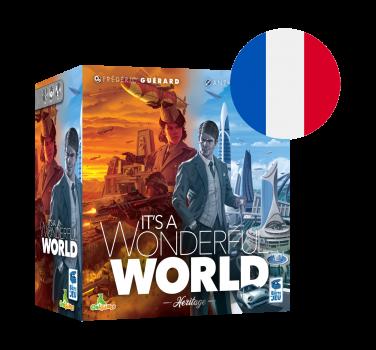 It's a Wonderful World – Heritage – FR