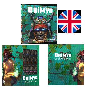 ALL IN – Daimyo – Rebirth of the Empire EN
