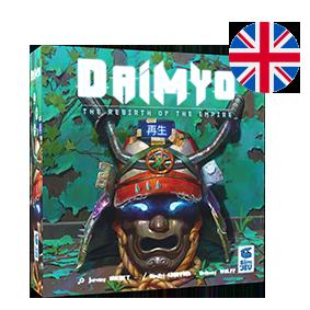 Daimyo – Rebirth of the Empire Core Box EN